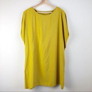Mango | Suit Collection Cocoon Shift Dress